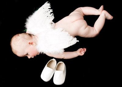 Czarque angel white loafer